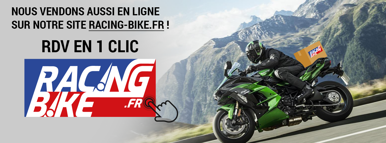 RDV SUR RACING BIKE
