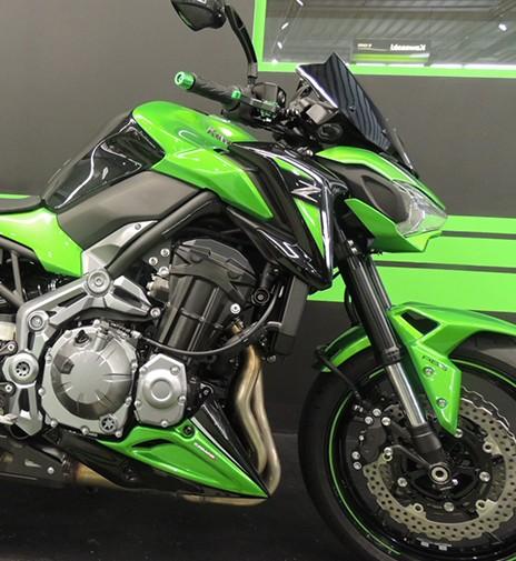 Nos motos d'occasion Kawasaki